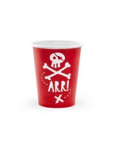 gobelet anniversaire pirate