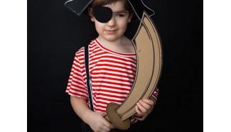 epée pour deguisement pirate