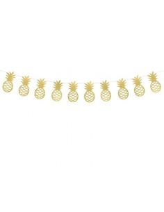 banderole anniversaire ananas