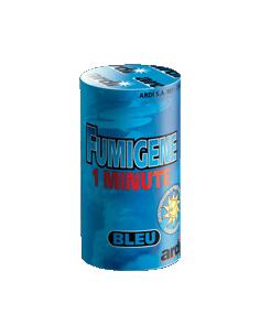 fumigene bleu en pot 1min