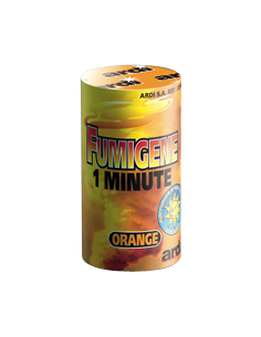 fumigene orange 1 minute en pot