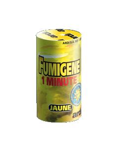 fumigene jaune