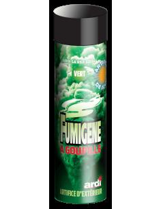 fumigene goupille vert