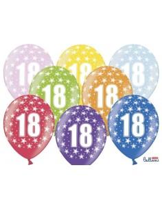 ballon 18 ans