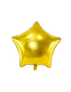 ballon aluminium étoile