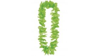 collier de fleur fluo vert