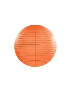 lanterne chinoise orange 25 cm