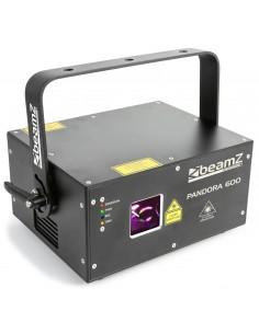 laser pandora 600