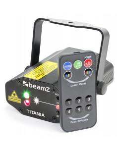 laser titania double