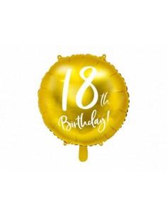 ballon anniversaire