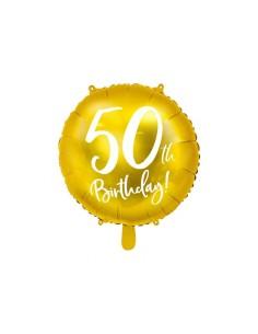 ballon 50 ans