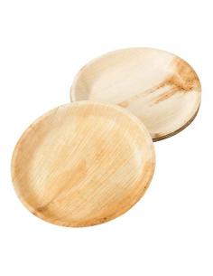 vaisselle jetable palmier