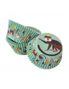 moule cupcake animaux