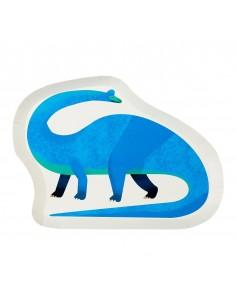 assiette dinosaure