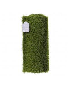 chemin de table herbe
