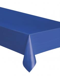 nappe rectangulaire bleu clair