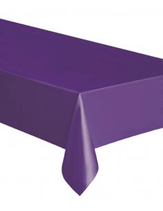 nappe rectangulaire violette