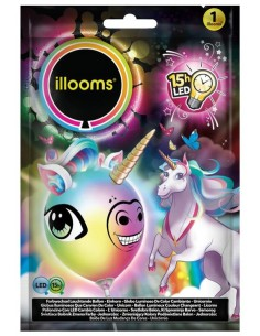 ballon lumineux led licorne
