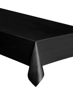 nappe rectangulaire noire