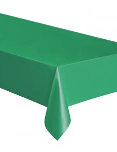 nappe rectangulaire verte