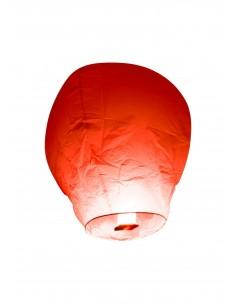 lanterne volante corail