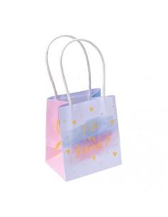 sac a cadeau gender reveal