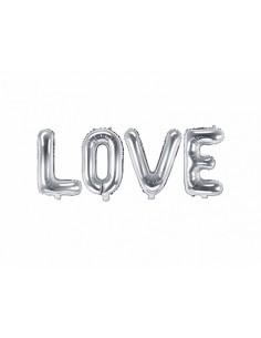 ballon lettres love