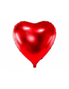 ballon géant coeur rouge