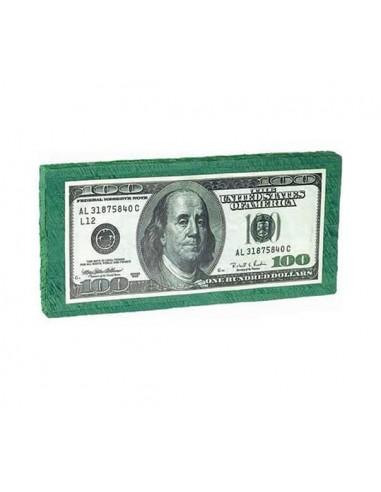 Pinata billet 100 dollars 50 cm
