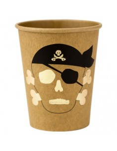 gobelet carton pirate