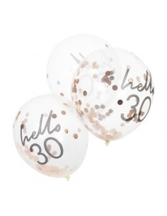 ballon anniversaire 30 ans