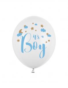 ballon baby shower garcon