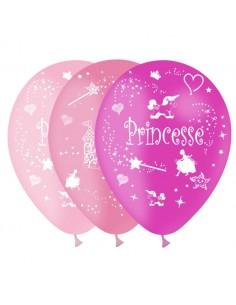 ballon princesse anniversaire