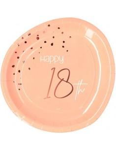 assiettes 18