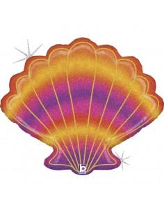 ballon coquillage