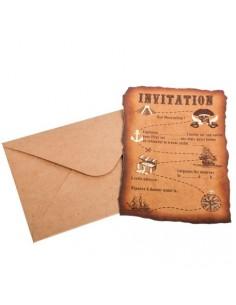 invitation pirate