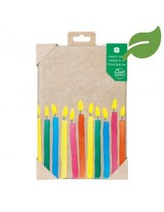 nappe papier biodegradable