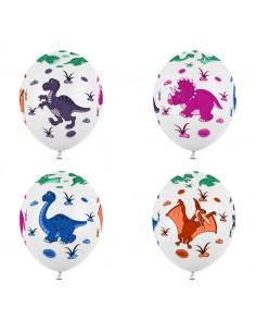 ballon baudruche dinosaure