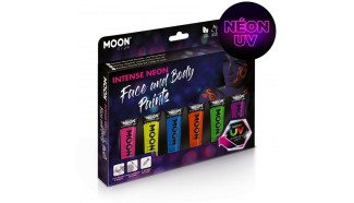 maquillage fluo kit