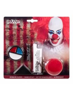 kit de maquillage clown d'horreur