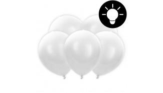 ballon lumineux led blanc