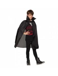 cape noire enfant vampire
