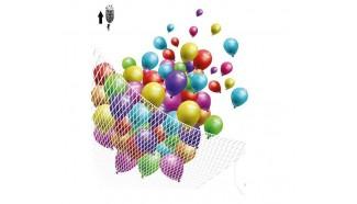 filet lacher ballons