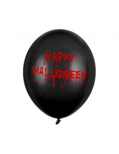 Ballon halloween noir sang