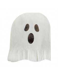 serviette fantome