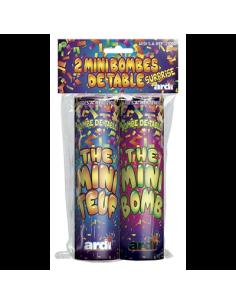 bombe de table mini