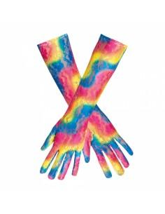 gants arc-en-ciel