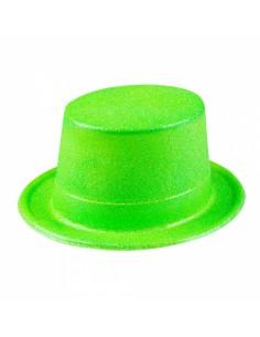 chapeau vert