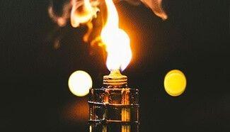 Torches de jardin