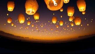Lanternes thaïlandaises